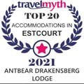 featured in top 20 accommodation in estcourt 2021