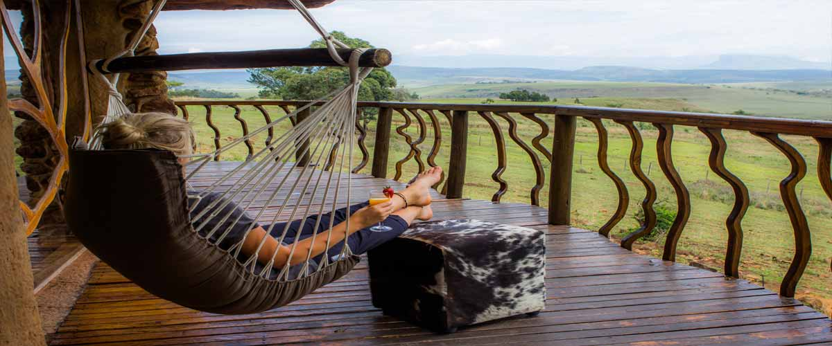 luxury-cave-relax-on-the-deck-in-a-hammock-chair