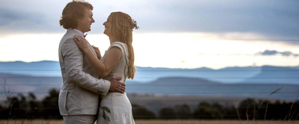 drakensberg wedding photo opportunity