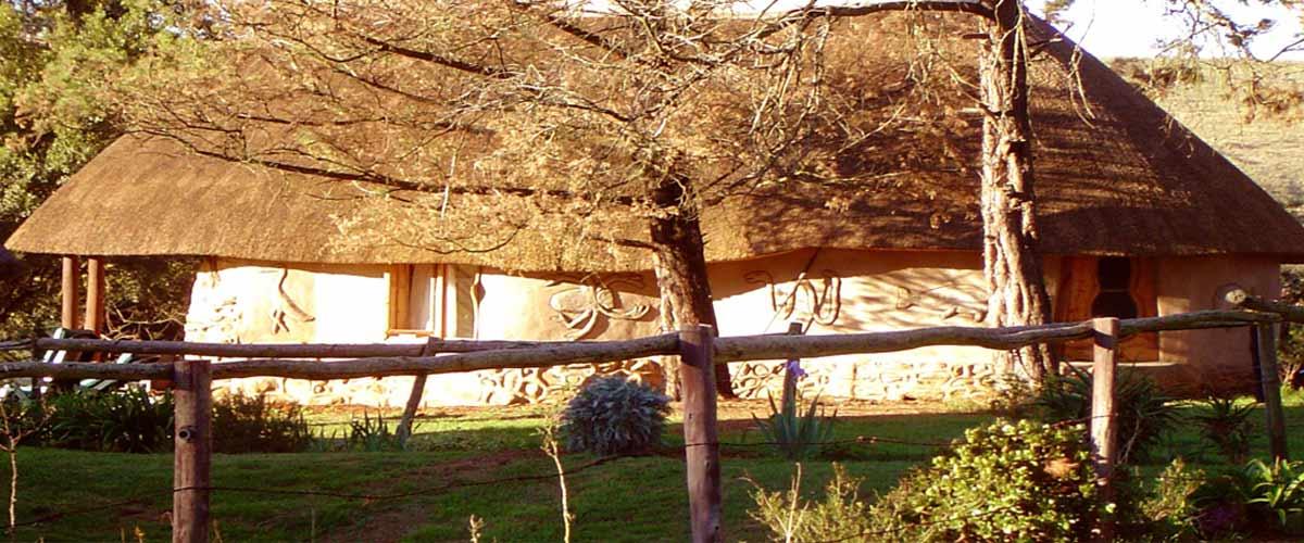 garden view suite exterior in Drakensberg