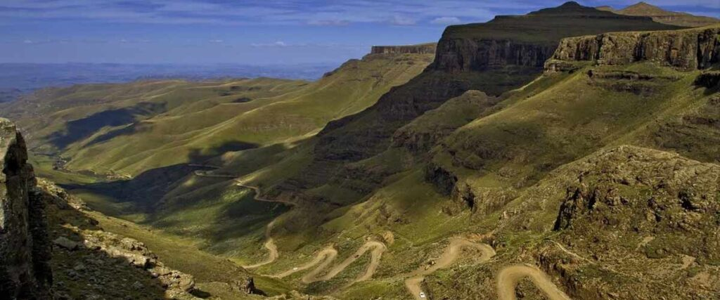 Sani Pass - Southern Drakensberg