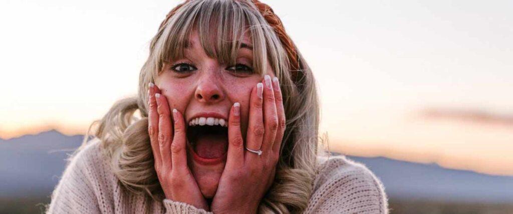 Drakensberg engagement proposal