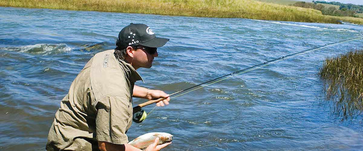 Drakensberg fly fishing