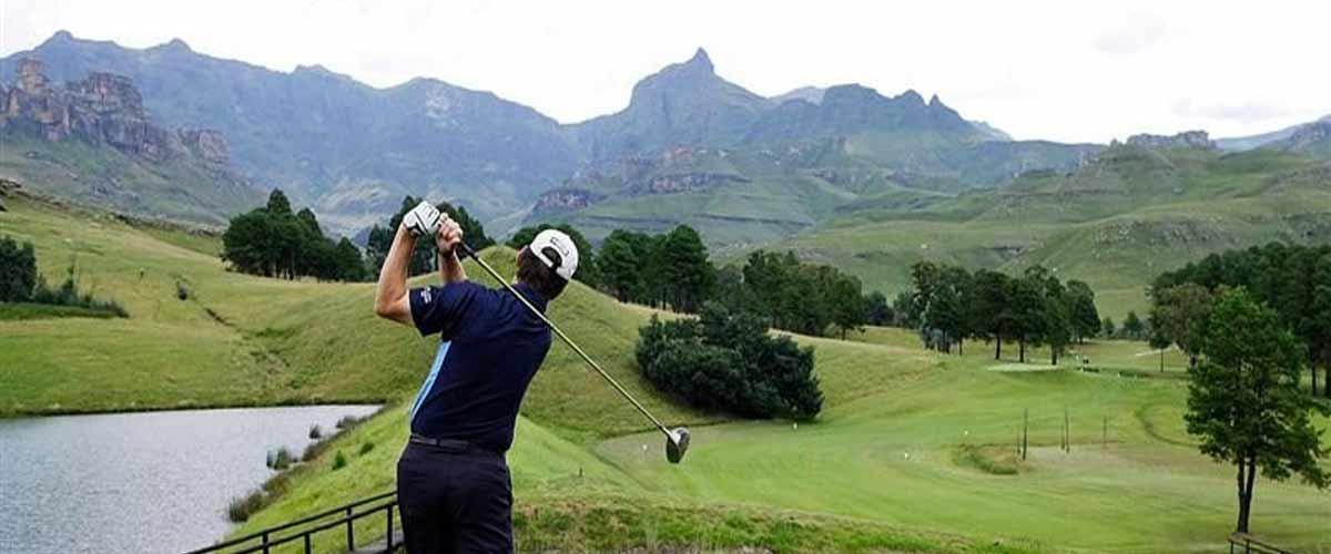 Drakensberg golf