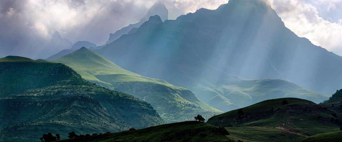 Drakensberg - pause for a few minutes in nature