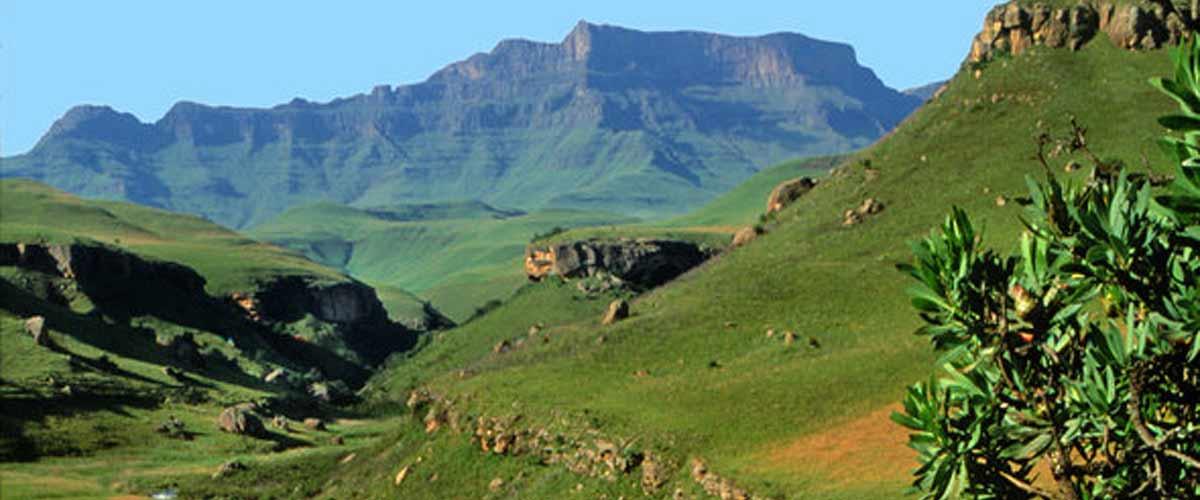 Giants Castle - Drakensberg - Take deep breaths